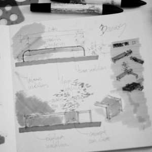 FI desenho canetas