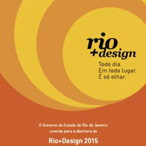 SEMANA RIO MAIS DESIGN 2015