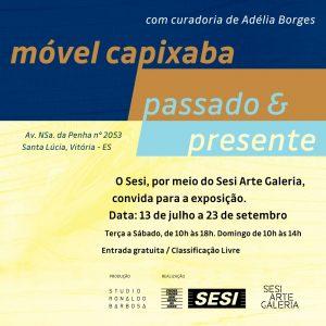 EXPO MÓVEL CAPIXABA PASSADO E PRESENTE 2018